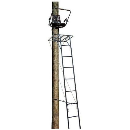 Big Dog Black Lab Ladder Stand thumbnail
