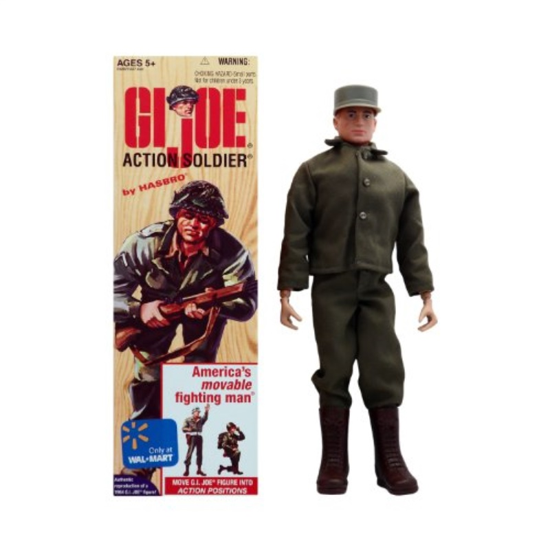 """12"""" GI Joe ACTION SOLDIER 1960's Reproduction Action Figure by"""