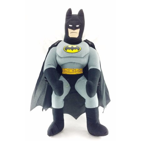 Plush Backpack - DC Comics - Batman Soft Doll Toys New 165958