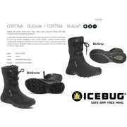 NEW Icebug Cortina Bugsole Bugrip Womens Winter Ice Snow Boots Shoes Msrp$180