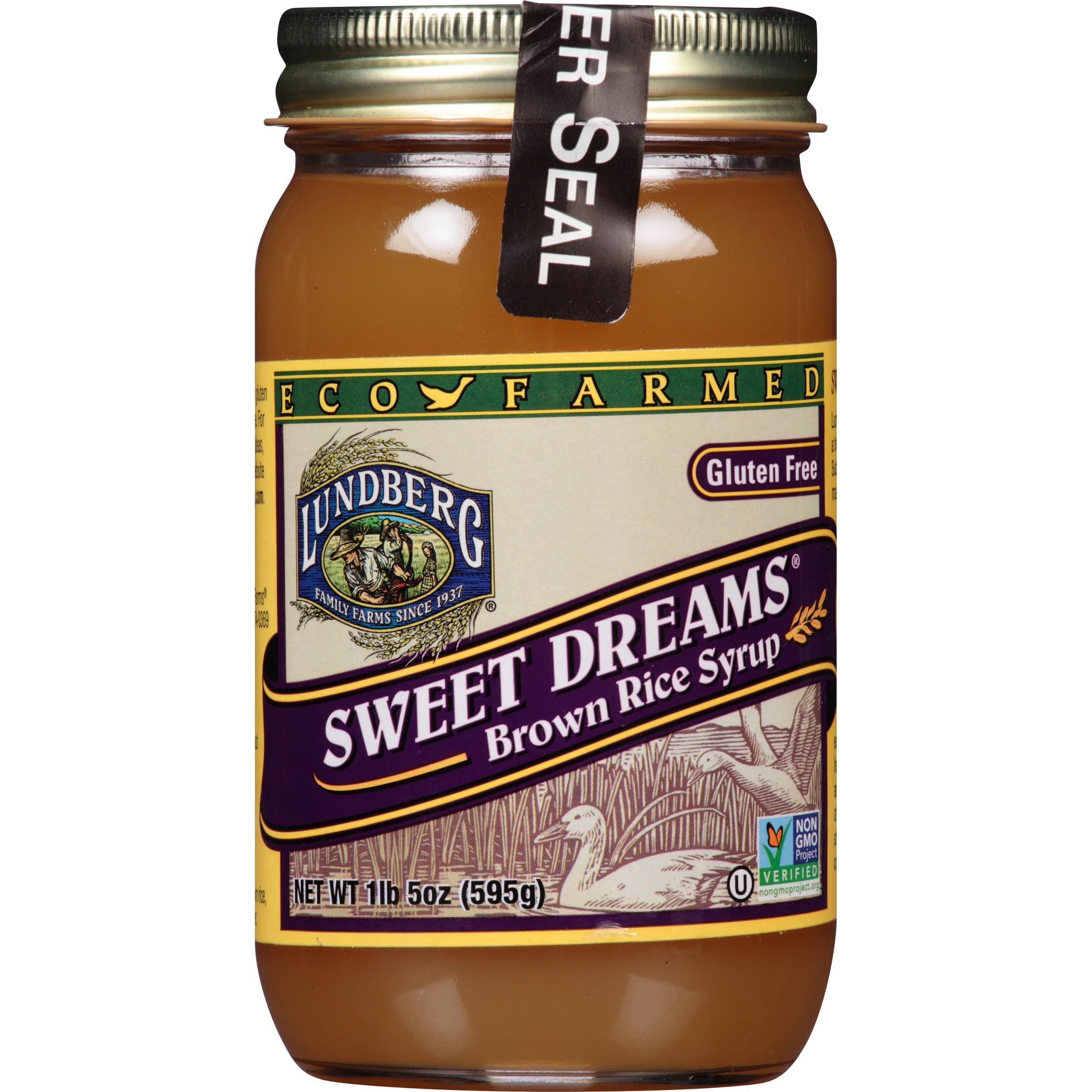 Lundberg Organic Sweet Dreams Brown Rice Syrup, 21 Oz