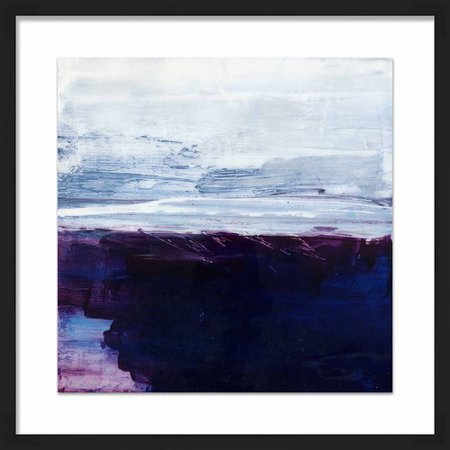 PTM Images 'Show Stopper VIII' Framed Painting Print