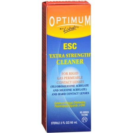Optimum Esc Cleaner Extra Strength 2 Oz