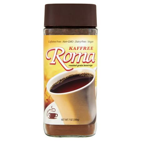 Roma Form - Kaffree Roma Bev Coffee Kaffree Roma,7 Oz (Pack Of 6)