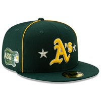 Oakland Athletics New Era 2019 MLB All-Star Game On-Field 59FIFTY Fitted Hat - Green
