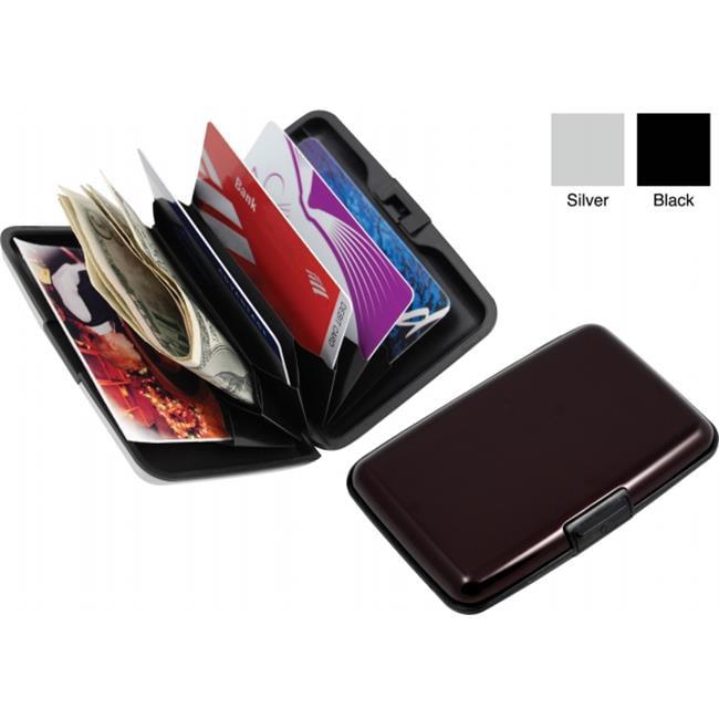 Premium 290-WALS Premium RFID Blacking Aluminum Wallet -Case of 20