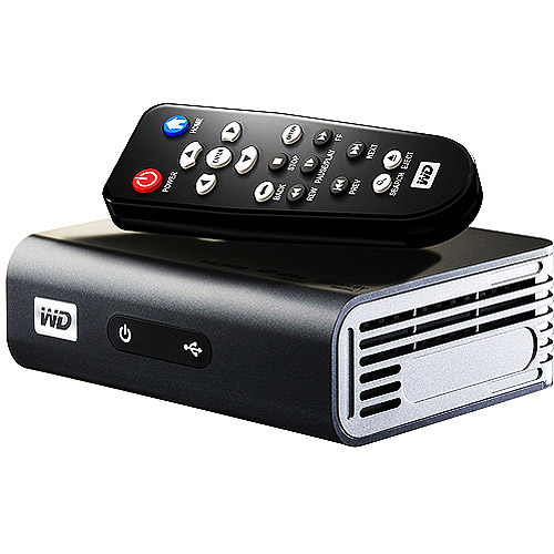 Crucial WD TV Live Plus 1080p HD Media Player