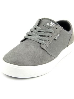 82f1af8380a0 Product Image Supra Yorek Low Men s Charcoal Magnet White Fashion Sneakers  ...