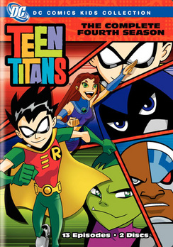 Teen Titans: The Complete Fourth Season (DVD) by WARNER HOME VIDEO