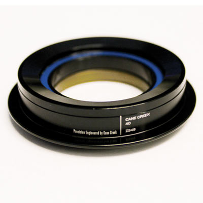 Black Cane Creek 40 Forty ZeroStack 49mm ZS49//28.6 ZS49//30 Conversion Headset