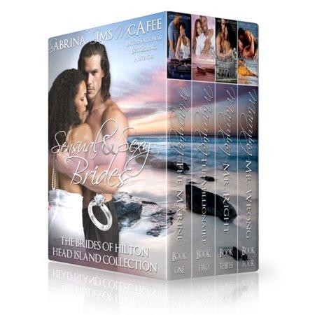 - Sensual & Sexy Brides (The Brides of Hilton Head Island Collection) - eBook