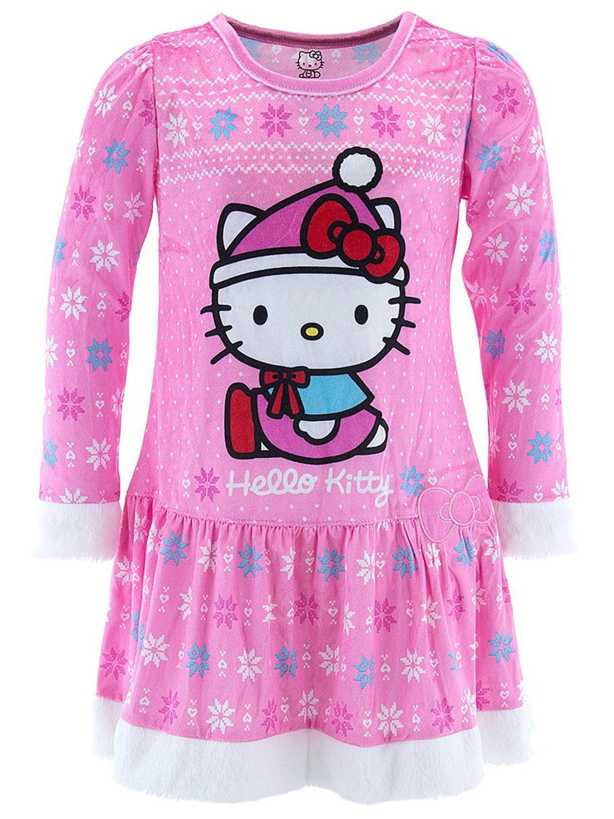 Hello Kitty Girls/' Sleep Gown