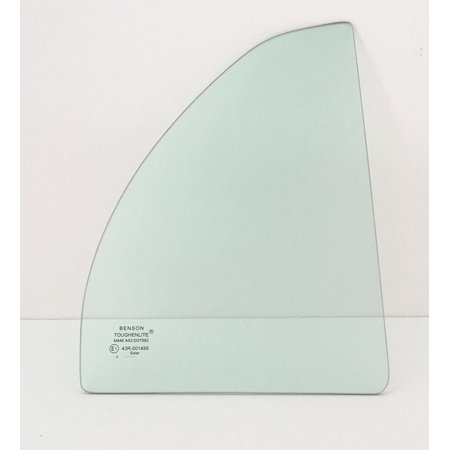For 2006-2011 Toyota Yaris 4 Door Hatchback Passenger/Right Side Rear Vent Window Replacement Glass