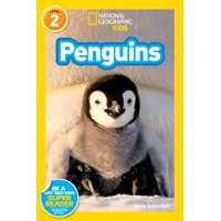 National Geographic Readers: Penguins!