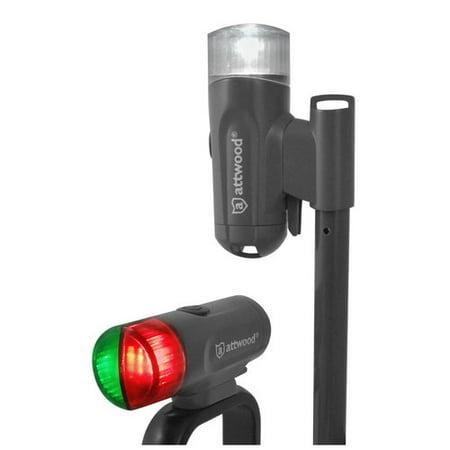Attwood Portable Navigation Light Kit Walmart Com