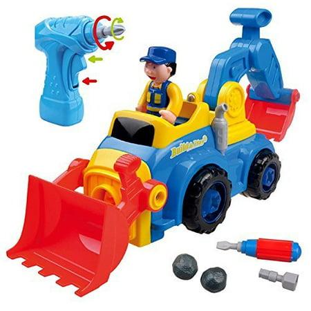 Take Apart Toys For Boys Girls Tg652 Bump N Go Construction