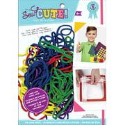 Colorbok Sew Cute Loom Loop Refill Primary