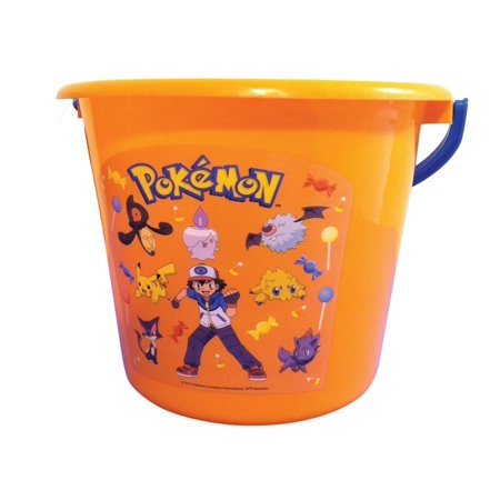 POKEMON TREAT PAIL (Halloween Pails Wholesale)