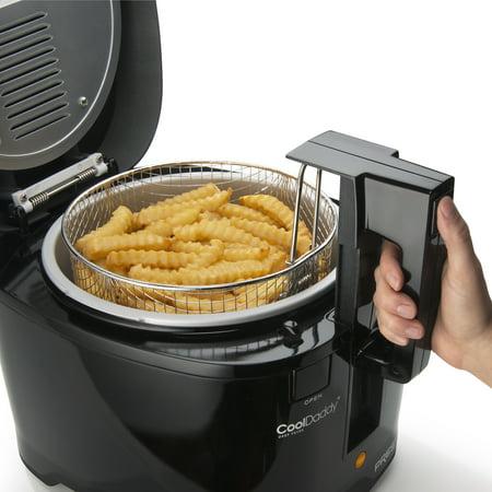 Presto CoolDaddy Cool-Touch Deep Fryer