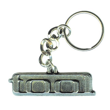 Tool Band Logo Metal Keychain Keyring