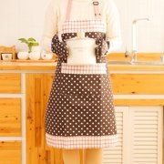 3pcs Antifouling Sleeveless Apron,Waterproof Kitchen Apron,with H-type shoulder strap design - image 2 of 8