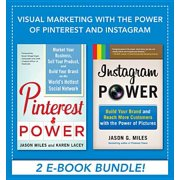 Visual Marketing with the Power of Pinterest and Instagram EBOOK BUNDLE - eBook