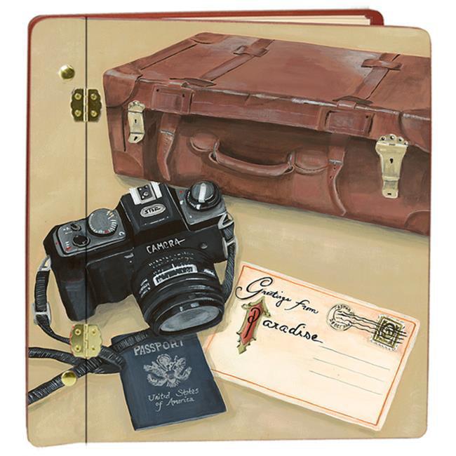 Lexington Studios 12-Album:12061 Travel & Leisure Large Album by
