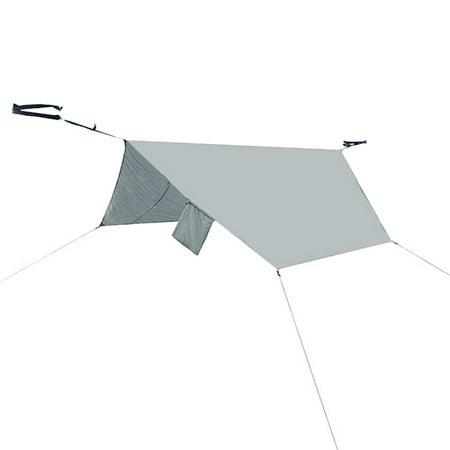PahaQue Rainfly Hammock, Grey Double