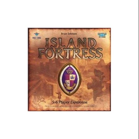 Island Fortress - 5-6 Player Expansion -