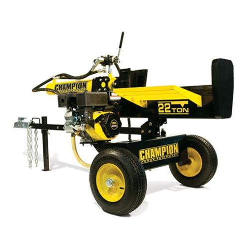Champion Fulfillment Center 92221 22 ton 196cc Log Splitter