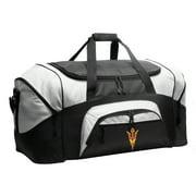 Broad Bay ASU Duffel Bag Arizona State Luggage