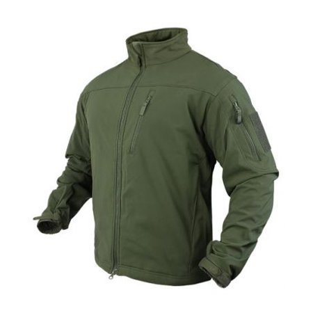 PHANTOM SOFTSHELL JACKET, Olive Drab, Medium