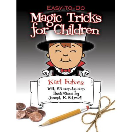 Easy-To-Do Magic Tricks for Children Coin Magic Trick Revealed