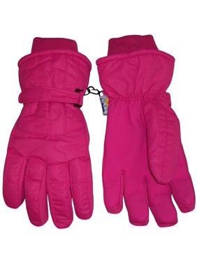 Product Image NICE CAPS Womens Ladies Adults Cold Weather Thinsulate  Waterproof Ridges Winter Ski Snow Gloves 70c65dfbbef