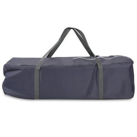 41c550fb78 Foldable Travel Baby Playpen Crib Infant Bassinet Bed Mosquito Net Music w  Bag  - image ...