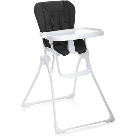 Joovy Nook Baby High Chair — Black Acorn Back High Chair