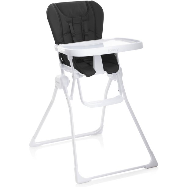 Joovy Nook Baby High Chair Black Walmart Com Walmart Com