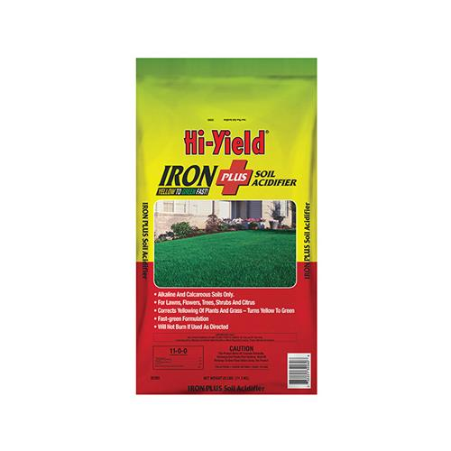 Voluntary Purchasing Group 32260 Iron Plus Soil Acidifier, 11-0-0, 25-Lbs.