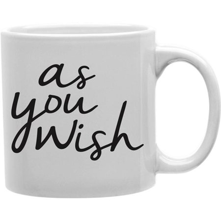 Imaginarium Goods CMG11-IGC-ASUWISH As You Wish Mug - image 1 de 1