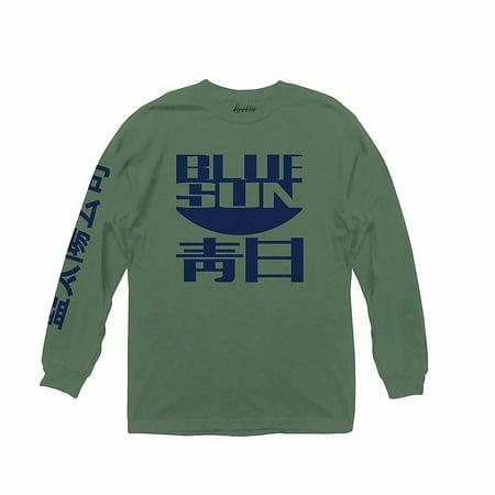 Authentic FIREFLY Blue Sun Logo T-Shirt S NEW