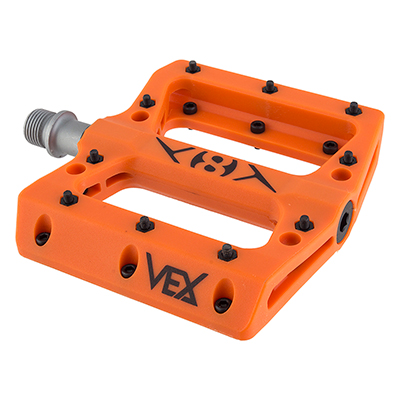 PEDALS OR8 VEX 9/16 OR