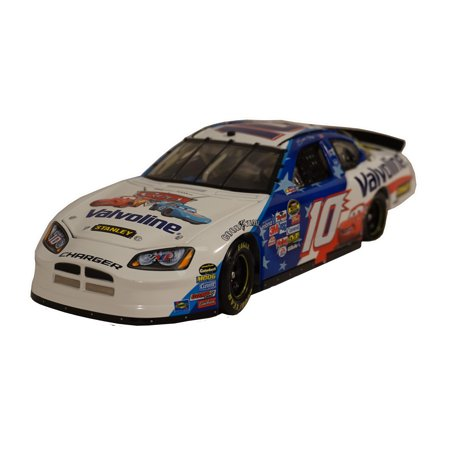 2006 Charger Scott Riggs 1:24 Scale Limited Edition Adult Collectible w/Special Paint PLUS Hood, Trunk & Roof Flaps Open Limited Edition Collectible Plate