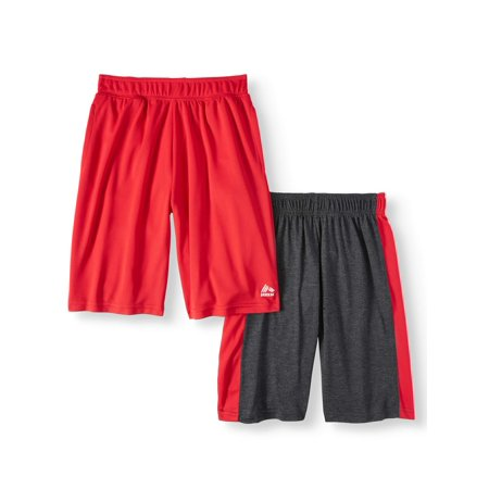 Active Shorts Value, 2-Pack Set (Little Boys & Big Boys)