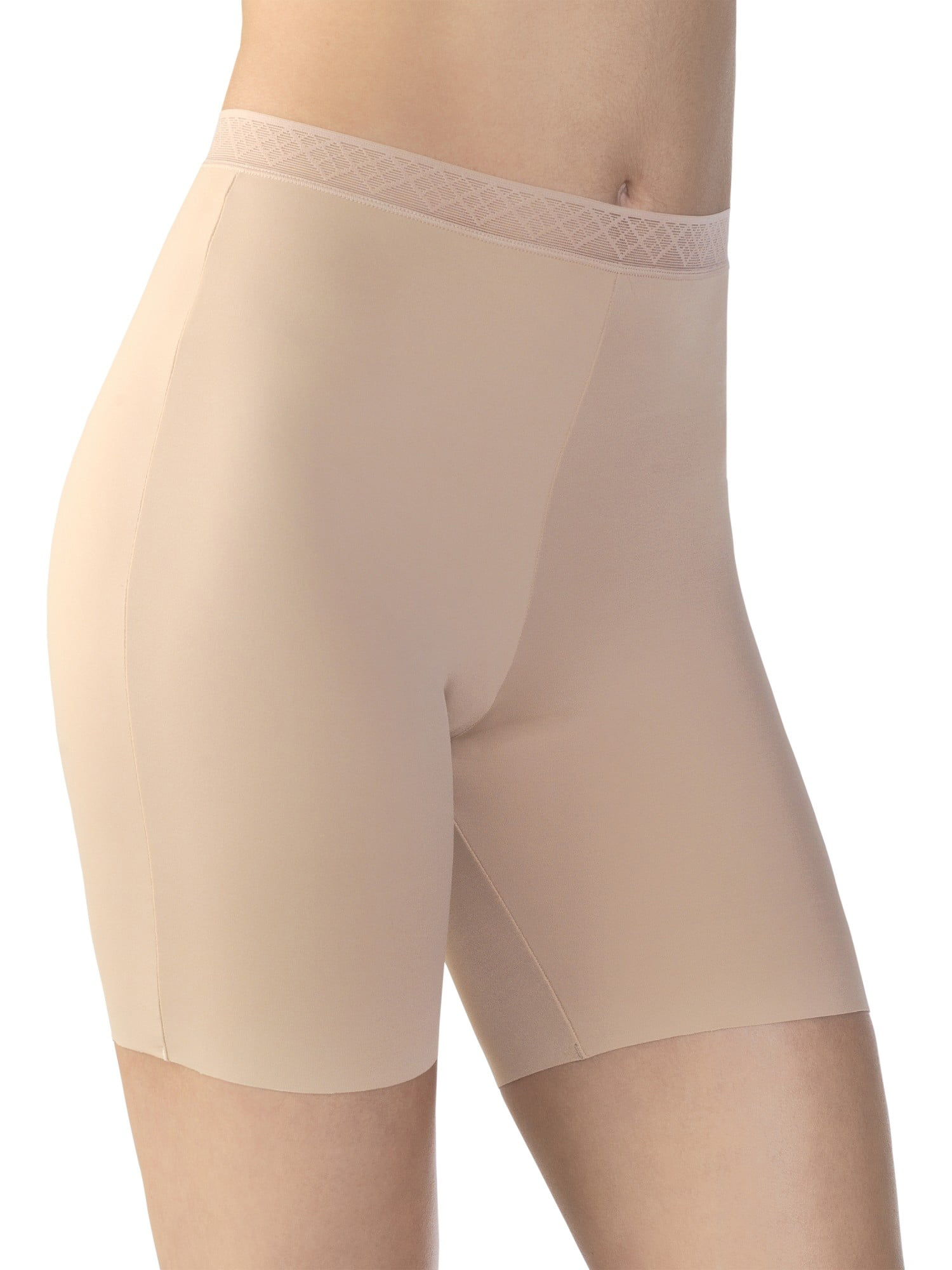 Vassarette Womens Invisibly Smooth Slip Short Panty 12385