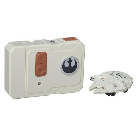 Star Wars Rc (Star Wars The Force Awakens Micro Machines Millennium Falcon RC)