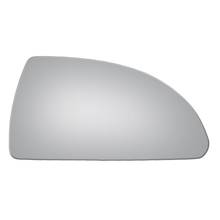 Mirror Glass for 06-16 Chevy Impala Right Passenger Side Drop Fit Convex Lens