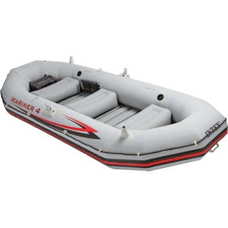 10 Aluminum Boat - Mariner 4 Boat Set