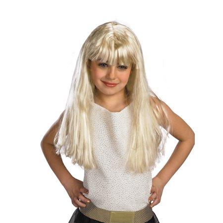(Hannah Montana Child Wig)