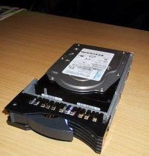 IBM 06P5352 IBM - 36.4GB SCSI HS 15K RPM IBM 06P5352 ULTRA160-SCSI 36GB-15000RPM HARD DRIVES W-TRAY