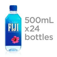 FIJI Natural Artesian Water,16.9 Fl Oz, 24 Ct